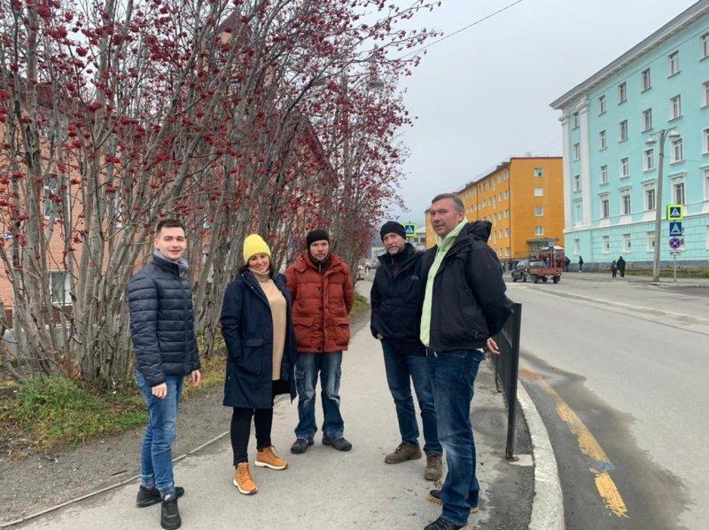 Еще один сериал снимут в Мурманской области