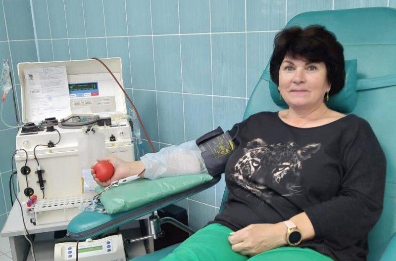 Работники Кольской АЭС приняли участие в акции «Неделя донора Росатома»