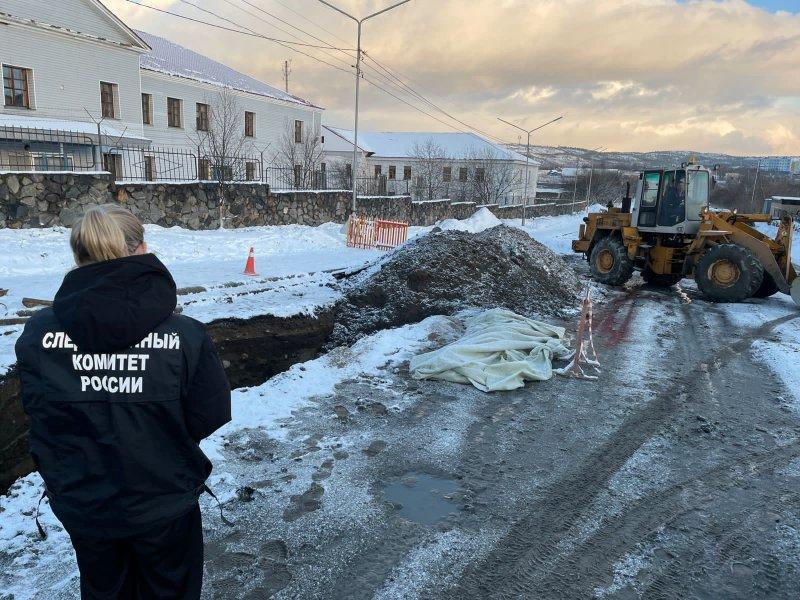 По факту смерти коммунальщика проверку организовал Следком в Североморске