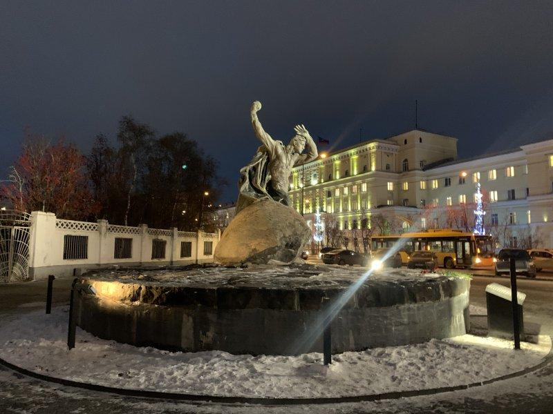 Снежная каша станет испытанием для дорожных служб Мурманска